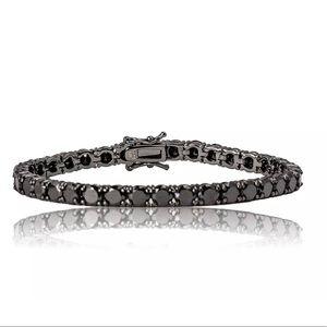 Jewelry - 15CT Diamond 14K Over Sterling Tennis Bracelet